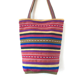 Inca Manta Fabric Tote Bag