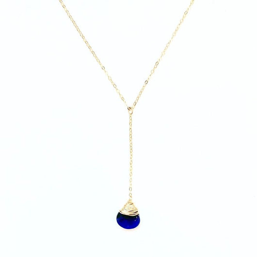 Montana Blue Y Necklace