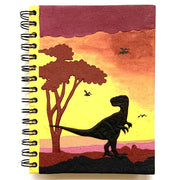 Mr. Ellie Pooh T-Rex Large Notebook Journal