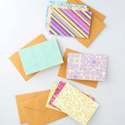Set of 8 Assorted Eco-Friendly Note Cards