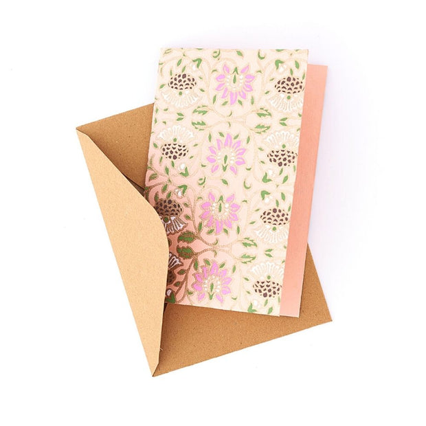 Set of 8 Assorted Eco-Friendly Note Cards detail