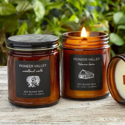 Pioneer Valley Candle in a Glass Jar 7oz