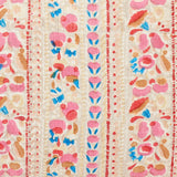 JOYN Painted Floral Printed Cotton DETAIL