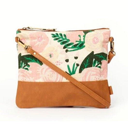Puja Vegan Satchel - Blissful Blossom