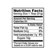 Premium Pure Raw Honey Jar 10oz Nutrition Facts