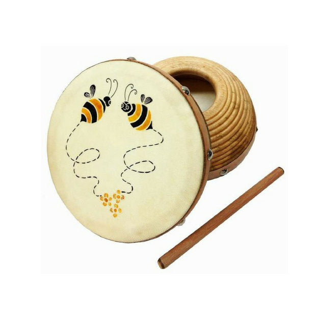 R050B Bee Hive Junior Drum with Stick