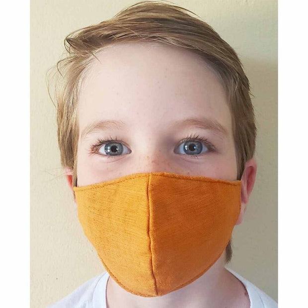 Reusable Cotton Face Mask Youth/Child model