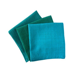 Set of 3 Ultra Soft Cotton Handkerchiefs - Wellington