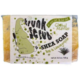 Trunk Scrub Noni Plant and Lemongrass Shea Soap Bar Image