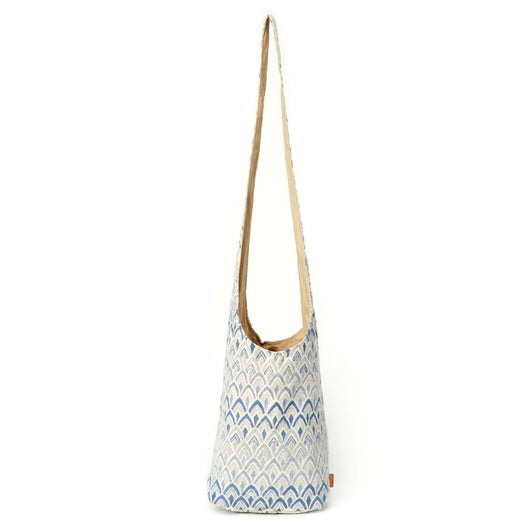 Soha Boho Bag - Signature Print frontview
