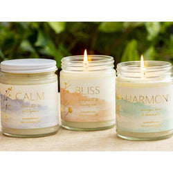 Spa Aromatherapy Candles