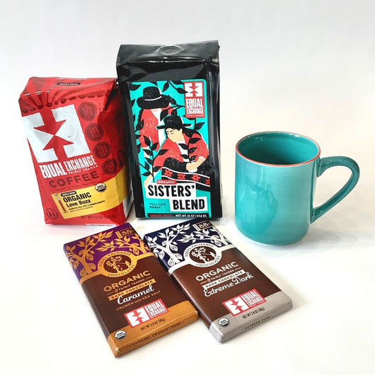 Stay at Home - Coffee Survival Gift Set