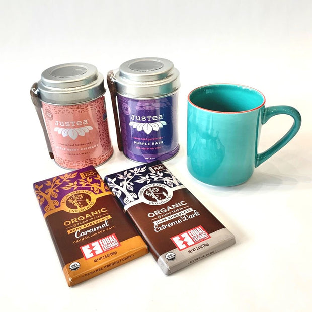 Stay at Home - Tea Survival Gift Set