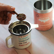 Stainless Steel Tea Infuser how to use
