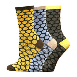 Maggies Organics Bee Keeper Organic Cotton Trouser Socks