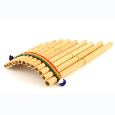 W015 Jamtown Pan Flute from Peru