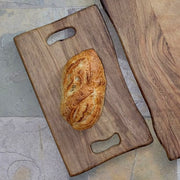 Caro Caro Wood Cutout Handle Cutting Board lifestyle