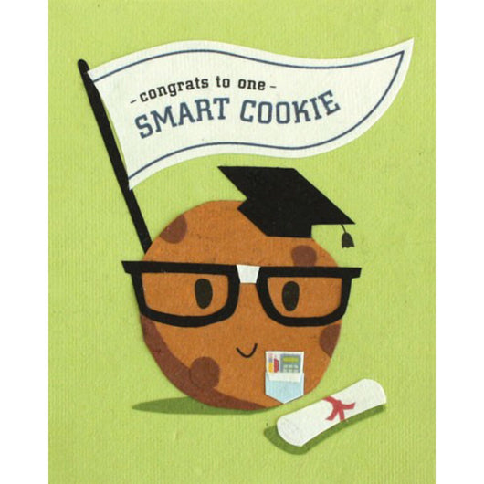 Congrats to One Smart Cookie Card