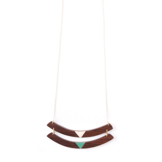 Fair Trade Cote d'Or Necklace by Mata Traders