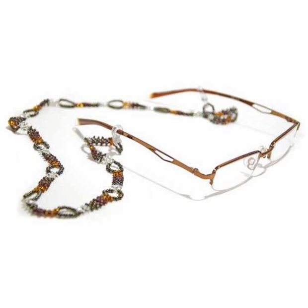 Handmade Beaded Eyeglass Holder