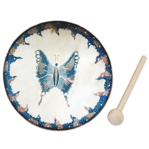 Frame Drum - Butterfly