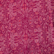Mata Traders First Impressions Dress Ruby Pink - fabric detail