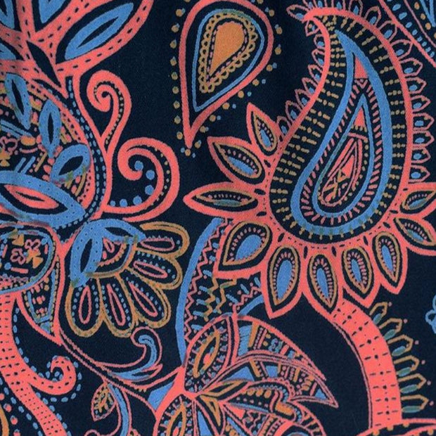 Mata Traders Lucille Dress Paisley print detail