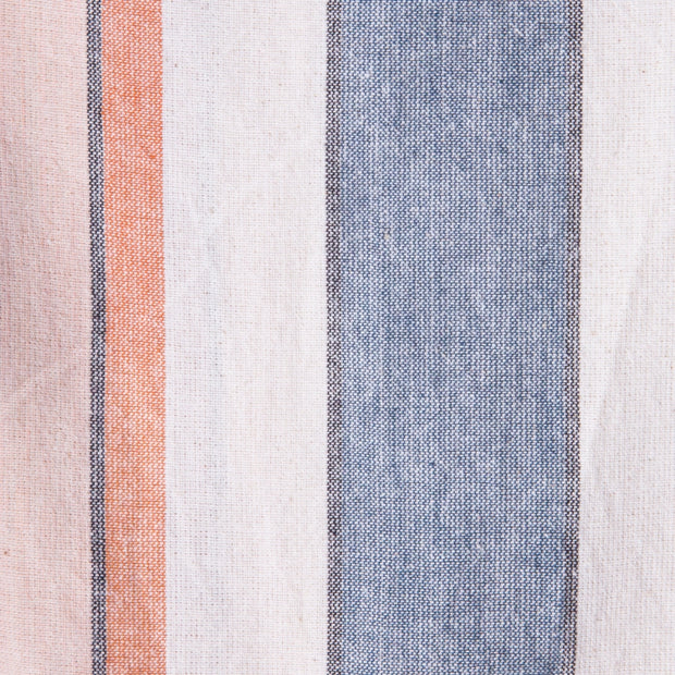 Mata Traders Mondrian Dress Pastel Stripes fabric detail