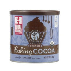 Organic Baking Cocoa Powder 8 oz