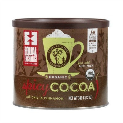 Organic Spicy Hot Cocoa Mix 12oz