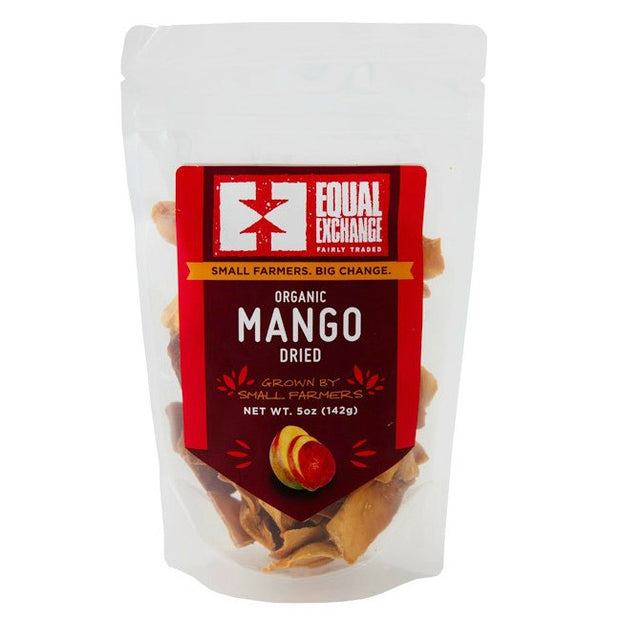 Organic Dried Mango 5oz