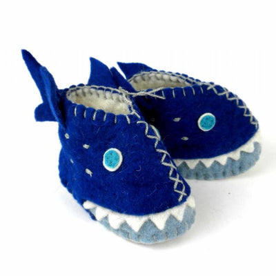 Zooties Baby Booties - Shark