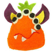 Felt Tooth Monster