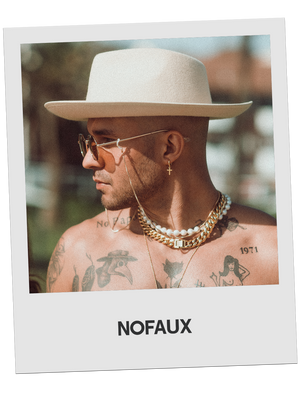 NOFAUX Box Chain Sunglasses Chain