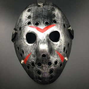 Halloween Mask Hockey - Silver