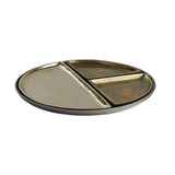bar tray gold