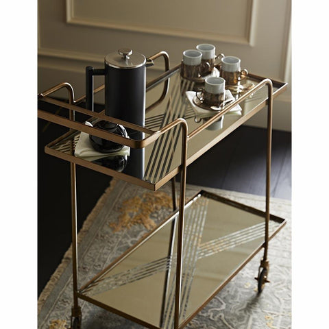 Bar cart va