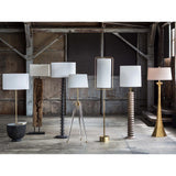 multiple home office floor lamps
