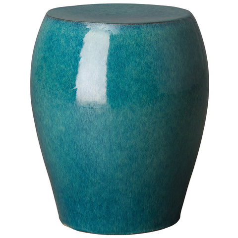 Tapere Garden Stool/Table - Teal Green