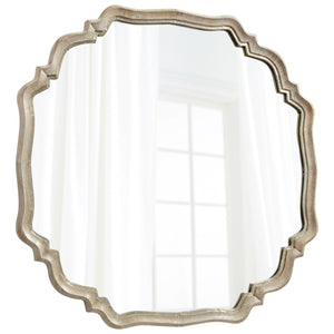 Medallion Mirror
