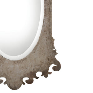 Rustic Chippendale Mirror