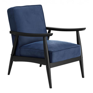 Rocky Arm Chair Blue  - Blue