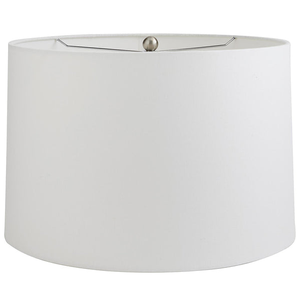 Arteriors Ogden Textured Porcelain Geometric Table Lamp