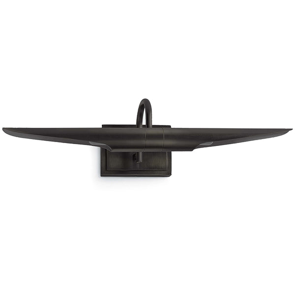Regina Andrew 2-Bulb Small Picture Light – Oil Rubbed Bronze