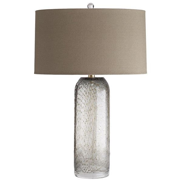 Arteriors Orville Hand-Blown Seeded Glass Table Lamp