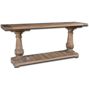 Stratford Reclaimed Wood Console Table