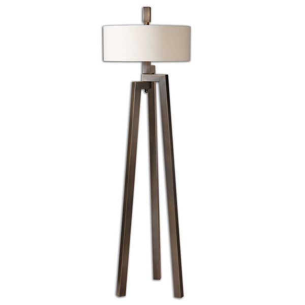 Tripod Floor Lamp - Bronze