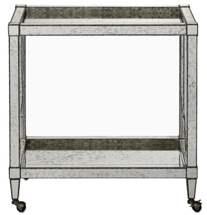 Currey and Company Monarch Bar Cart