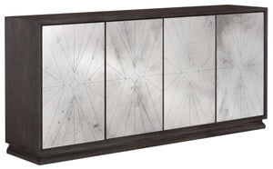 Currey and Company Darcy Credenza
