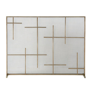 Arteriors Caleb Fire Screen